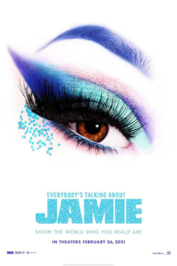 Everybody's Talking About Jamie Teaser Poster