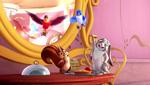 FR Clover, Robin, Mia & Whatnaught