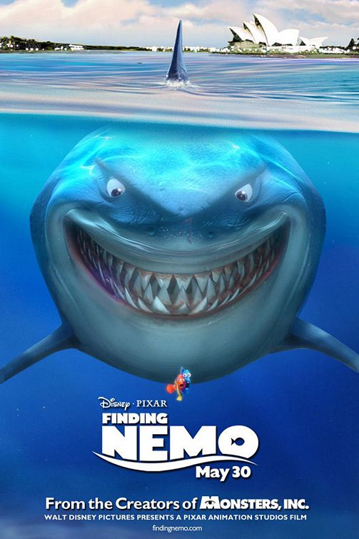 Image finding nemo poster 2g disney wiki fandom powered finding nemo poster 2g altavistaventures Image collections
