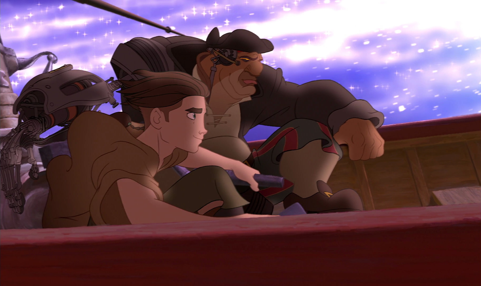 Jim Hawkins Treasure Planet Disney Wiki Fandom Powered By Wikia