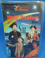 Mary Poppins 1988 AUS VHS