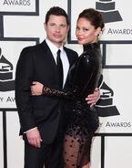 Nick & Vanessa Lachey Grammys