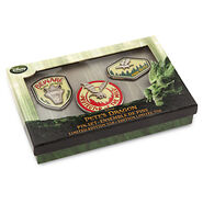 Pete's Dragon Pin Set