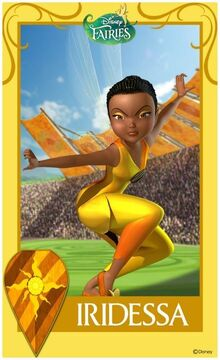 Pixie-Hollow-Games-Trading-Cards-Iridessa