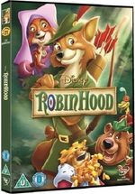 Robin Hood 2012ish UK DVD