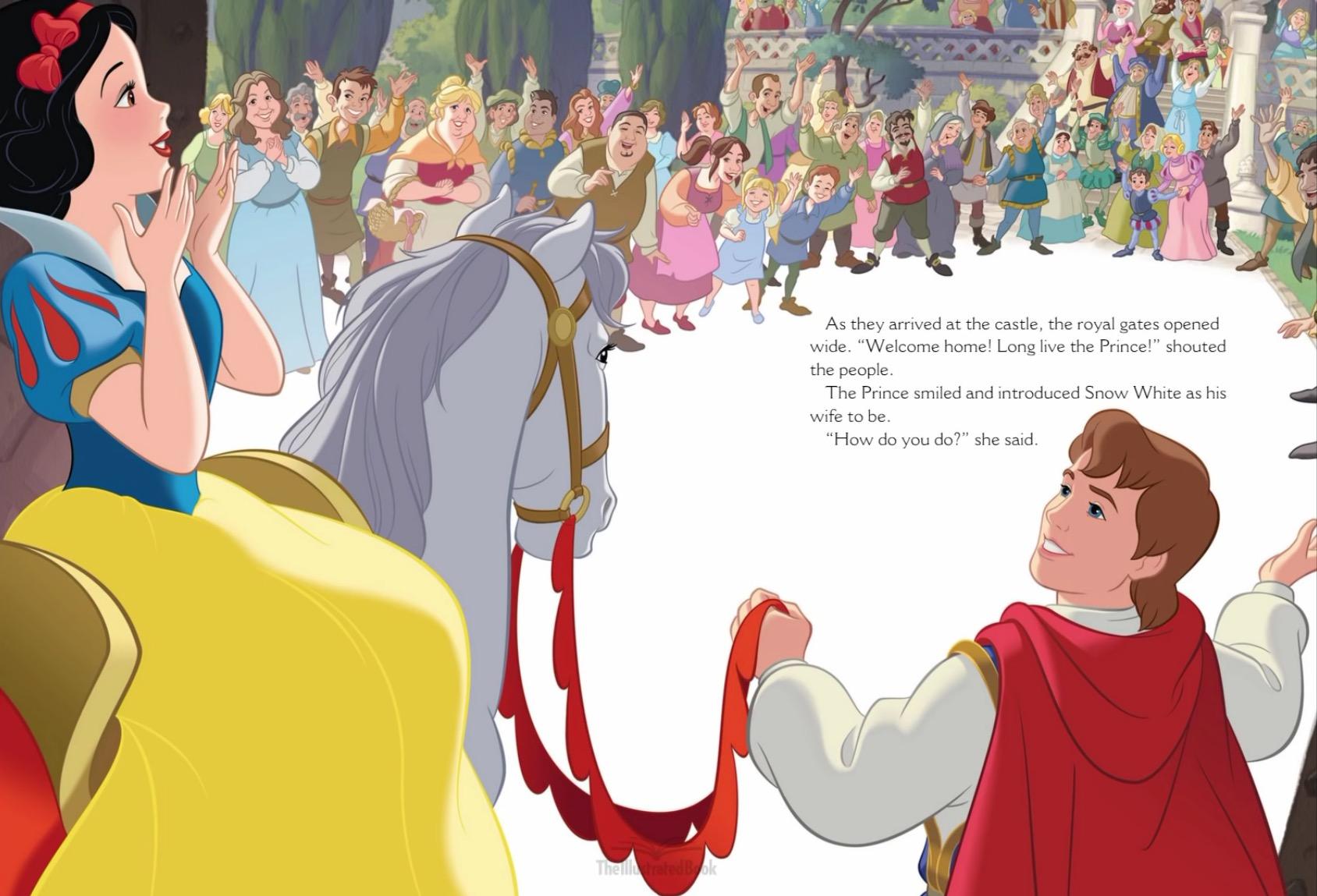 Snow Whites Royal Wedding  Jpg