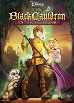 TheBlackCauldron 25thAnniversaryEdition DVD