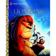 The Lion King Little Golden Book
