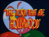The Toon That Ate Hollywood