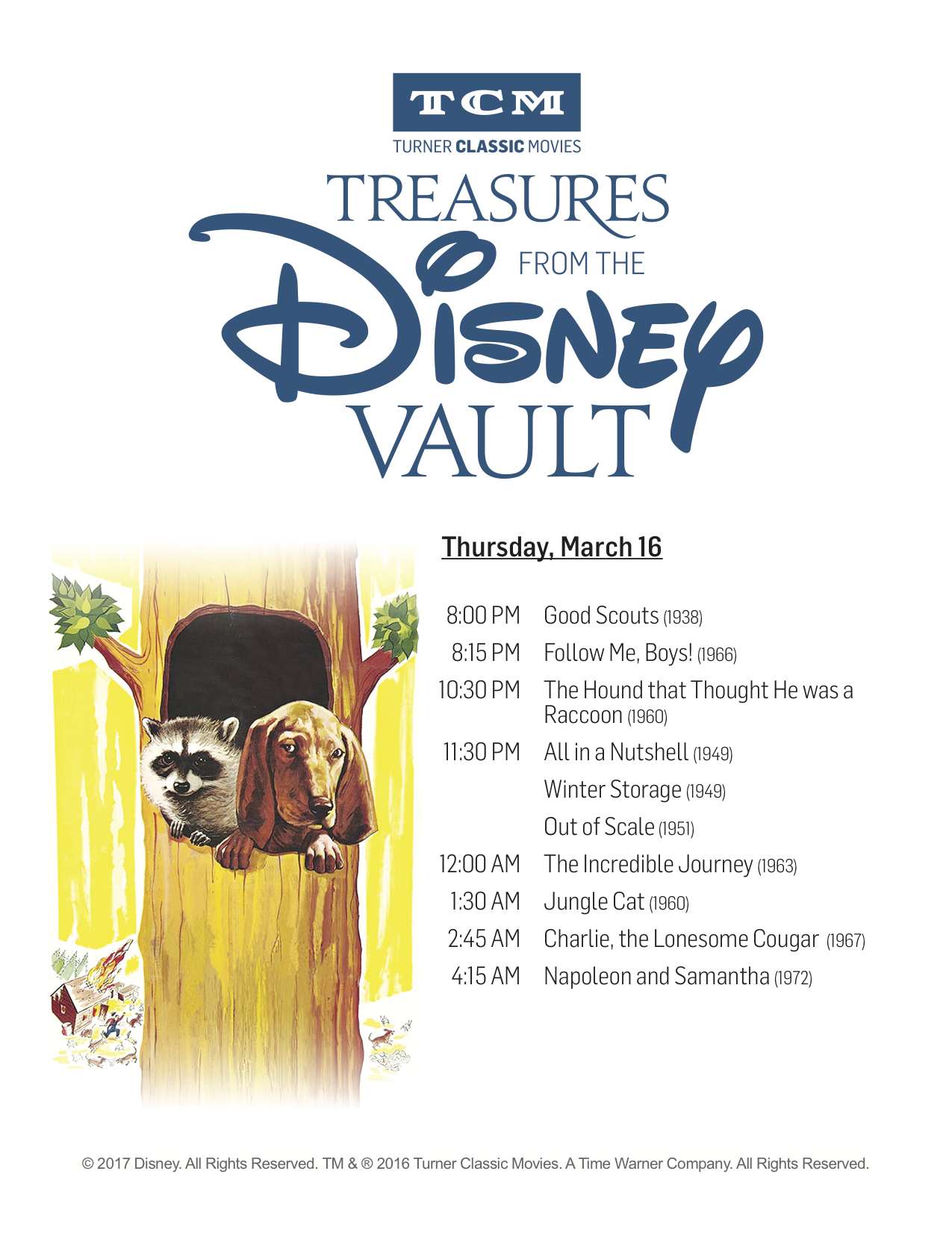 image - treasures from the disney vault schedule | disney wiki