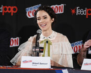 Abigail Spencer NYCC