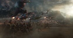 Avengers Endgame - Heroes