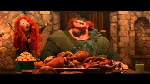 Brave (Indomable) Making of 'La Historia' Disney· Pixar Oficial