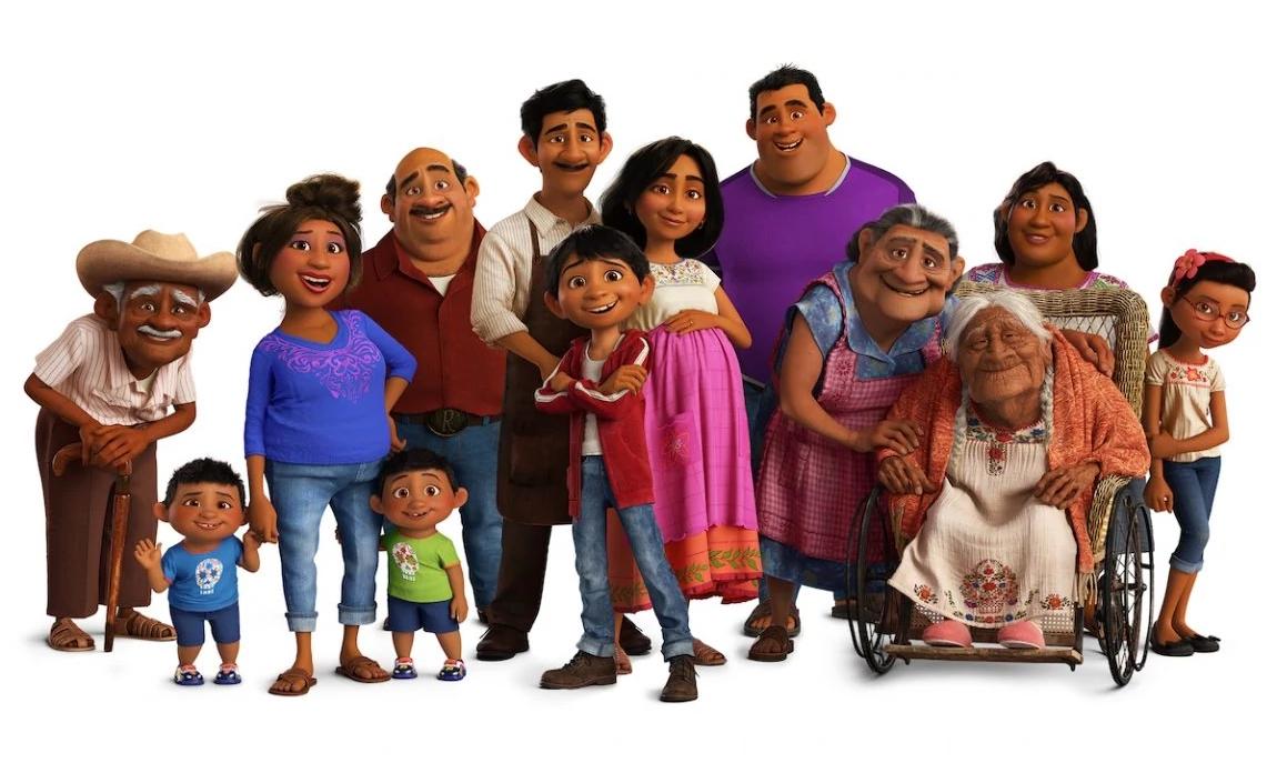 Image - Coco family.jpg   Disney Wiki   FANDOM powered by ...