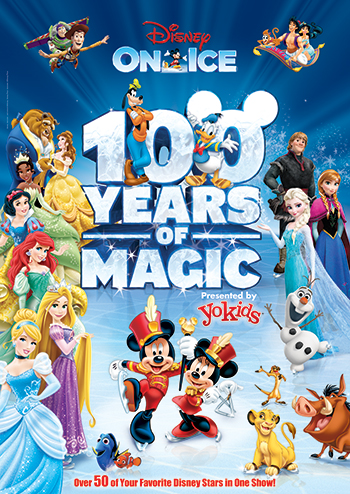 Disney On Ice 100 Years Of Magic Disney Wiki Fandom