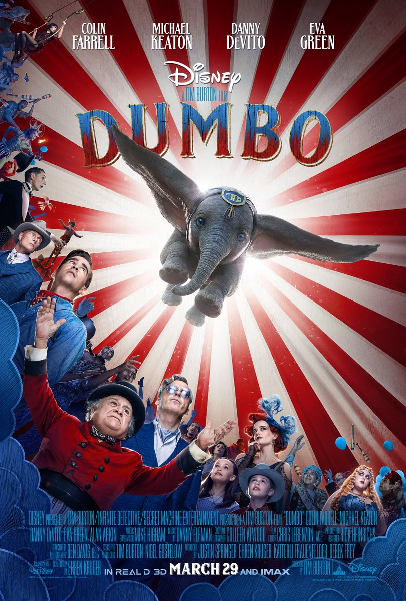 dumbo 2019 film disney wiki fandom powered by wikia