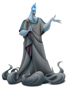 Hades (Ruler of the Underworld)