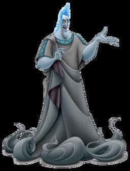 Hades (Ruler of the Underworld)