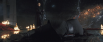 Hux and Kylo throne room