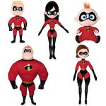 Incredibles 2 plushes