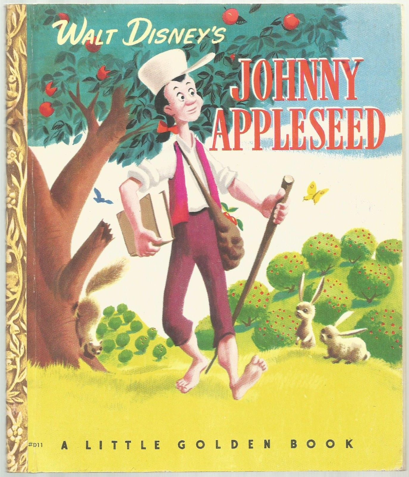 Introduction to Johnny Appleseed Travel Diaries]
