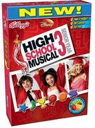 Kellogg's high school musical 3