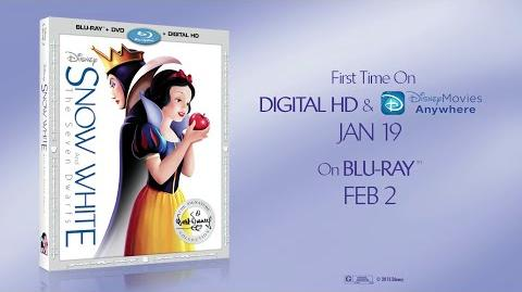 Snow White and the Seven Dwarfs - Signature Collection Trailer