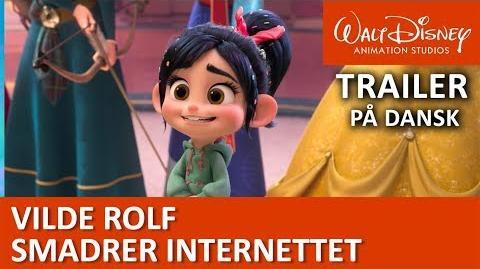 Trailer Vilde Rolf Smadrer Internettet