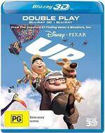 Up 2015 AUS Blu Ray 3D