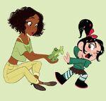 Vanellope's Girl Squad (4)