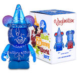 Walt Disney World 2017 Vinylmation 3'' Eachez Figure - Sorcerer Mickey and Minnie Mouse