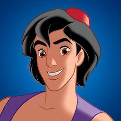 Aladdin character icon