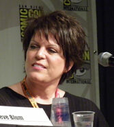 April Winchell SDCC