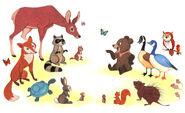 Brother-Bear-Koda-with-Animals