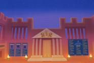 Coliseum Gates Entrance (Art)