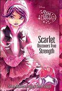 Disney's Star Darlings - Scarlet Discovers True Strength - Book Cover