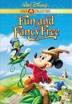 FunAndFancyFree GoldCollection DVD