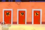 Huey, Dewey and Louie's dressing room doors (HOM)