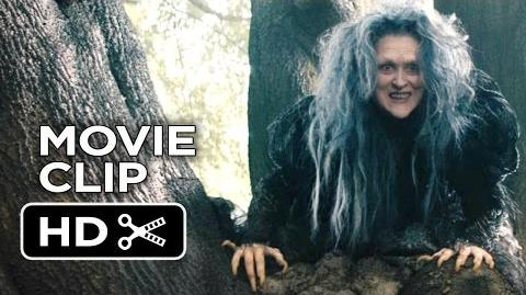 Into the Woods Movie CLIP - I Don't Like That Woman (2014) - Meryl Streep, Emily Blunt Musical HD