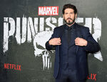 Jon Bernthal Punisher premiere