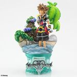 Kingdom Hearts II Sora Destiny Islands Figure