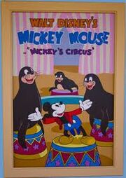 Mickey'scircus
