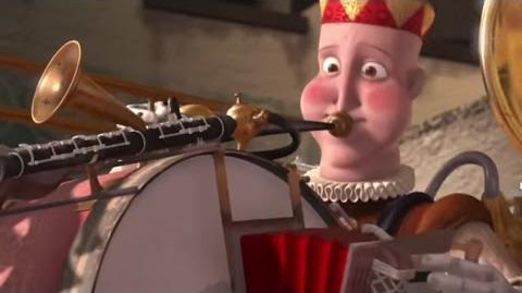"Pixar- Short Film Pixar -11 ""One Man Band"" (2005)"