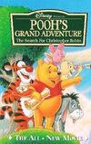 Pooh's Grand Adventure VHS