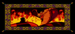 Snake Jafar in Aladdin - The Video Game