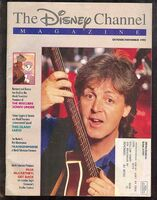TheDisneyChannelMagazineOctoberNovember1992