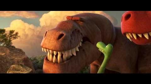 The Good Dinosaur - Jobs clip