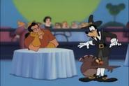 Turkey needs Goofy's help