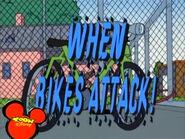 When Bikes Attack - Recess