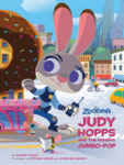 Zootopia judy and the missing jumbo pop book